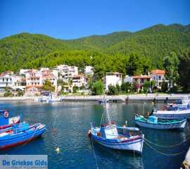 Reisverslag Skopelos